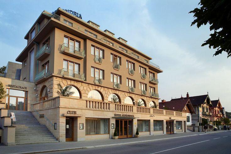 Luhačovický hotel Alexandria získal piaty titul Czech Hotel Awards