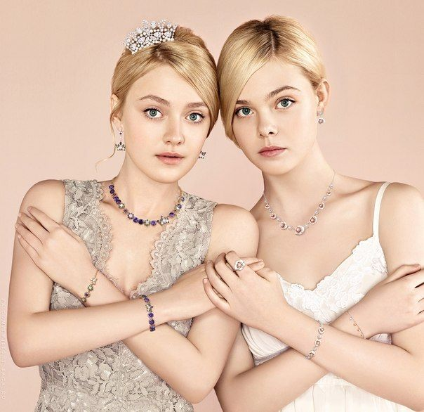 Elle And Dakota Fanning, Really Cool Photoshoot for J. Estina in Korea Jan 2013 - Teen Celebrity Forums