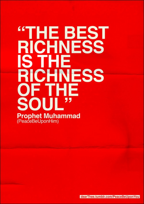 By Prophet Muhamad peace be upon him.