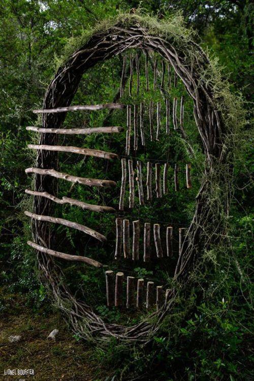 Spencer Byles - Forest Sculptor