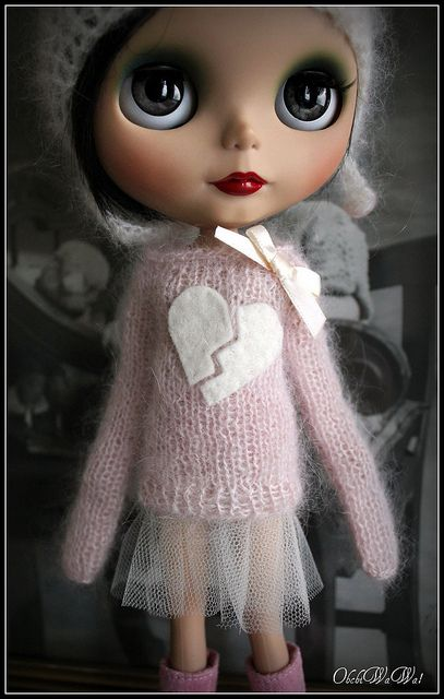 Why do you have to be a heartbreaker? by OhChiWaWa!, via Flickr