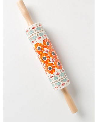 How adorable is this rolling pin? Get it here: www.bhg.com/shop/anthropologie-poppy-ring-rolling-pin-p50c2cd1de4b0efa3cd53d52b.html