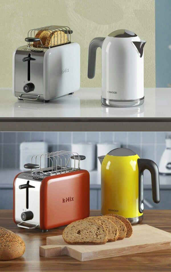 SMEG 토스트기, 커피포트