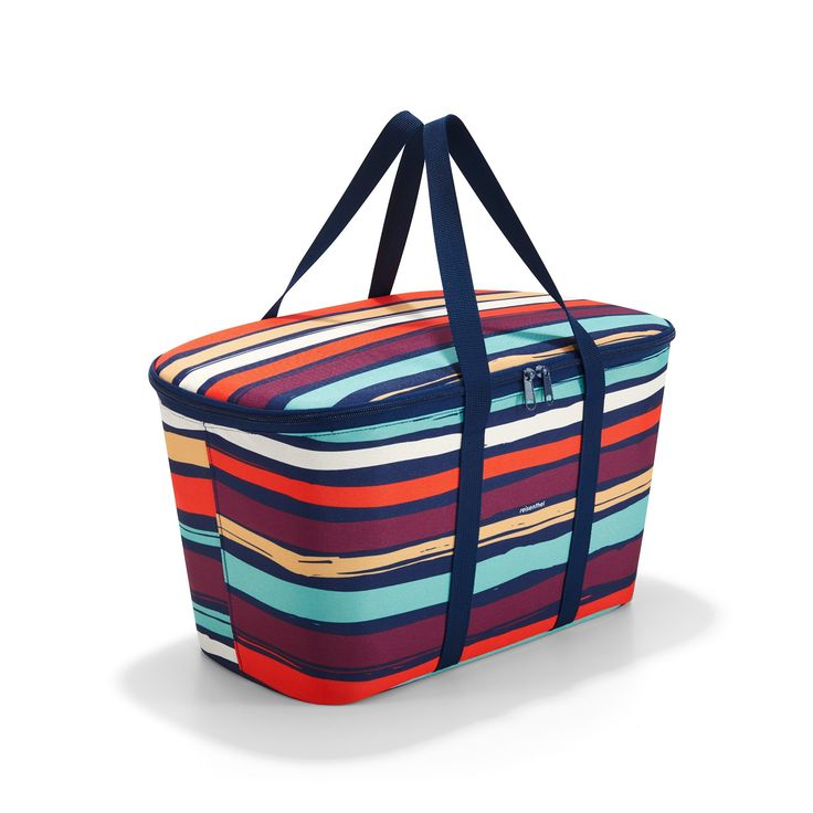 reisenthel Coolerbag, Artist Stripes