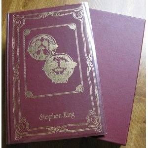 SEPTEMBER 28 Today is World Rabies Day BOOK OF THE DAY Stephen King Cujo, Signed Limited Edition, Mysterious Press 1981