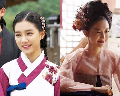 'Scholar Who Walks the Night' Kim So-eun and Jang Hee-jin show off different appeals, 'Innocent vs cute' @ HanCinema :: The Korean Movie and Drama Database