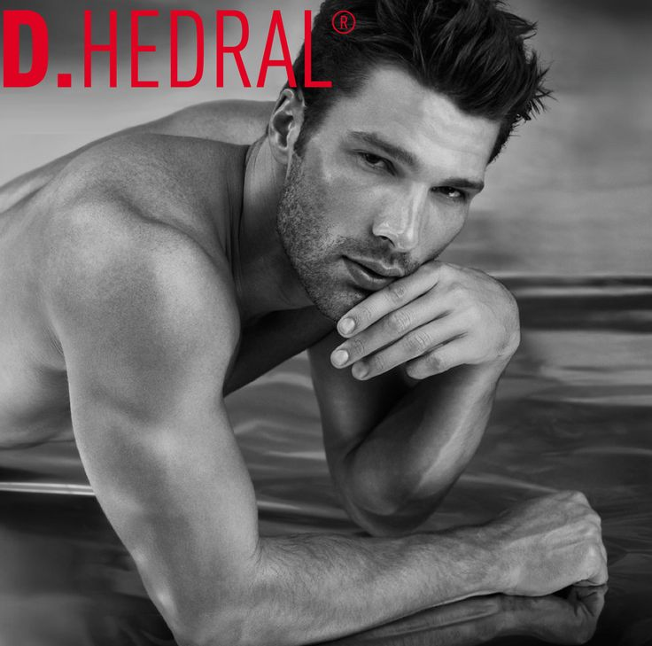 Aaron O'Connell by F.Tape for D.Hedral SS12