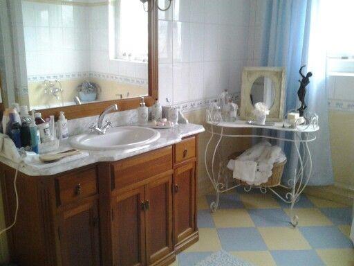 Mijn franse badkamer