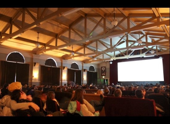 PHOTOS: Worldu0027s Coolest Movie Theaters