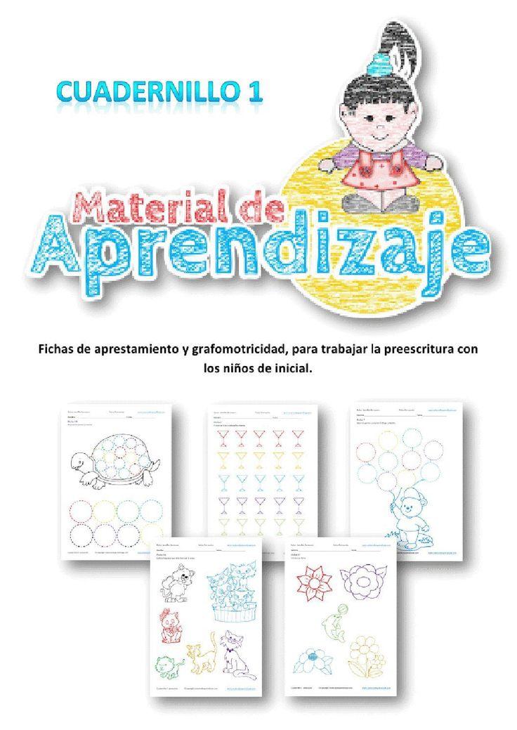 #ClippedOnIssuu from Cuadernillo 01 completo preescolar (1)