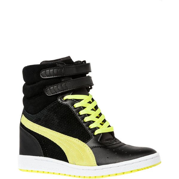 black and yellow high - photo #36