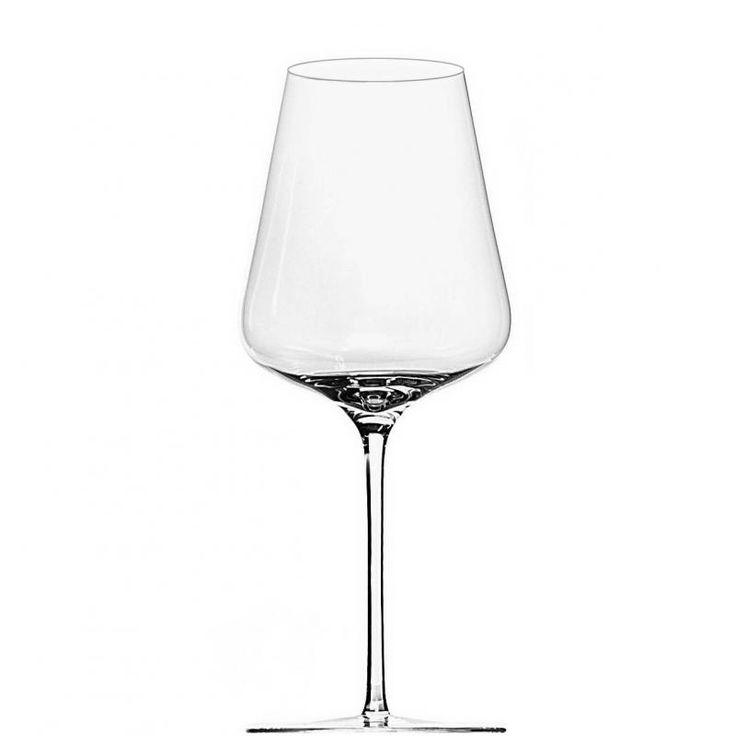 6 st handblåsta, tunna vitvinsglas av hög kvalitet. Fraktfritt.