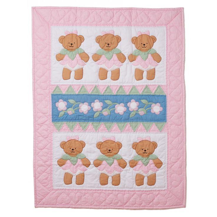 Fina handgjorda täcken från Oskar & Ellen-en söt och mycket användbar present.
