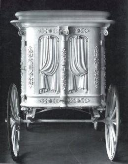 1890s Horse-drawn Hearse*