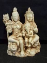 I VIANDANTI - Shiva Parvati Ganesh