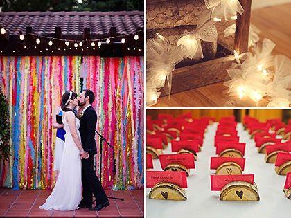 Esküvői dekorációk: boltból vagy kézzel http://www.nlcafe.hu/otthon/20140218/csinald-magad-eskuvoi-dekoracio/