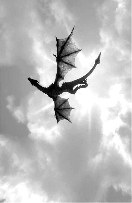 fairytale | make believe | sky | clouds | dragon | wings | inflight | dragons | flying |