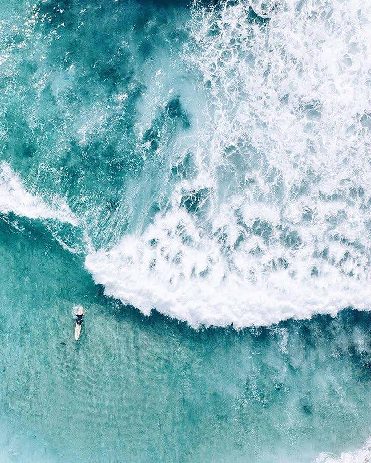 enjoying the waves of summer