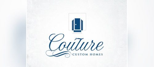 couture door logo designs