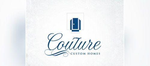 couture door logo designs