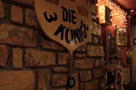 Ένα γερμανικό εστιατόριο-μπιραρία που αξίζει τα λεφτά του.