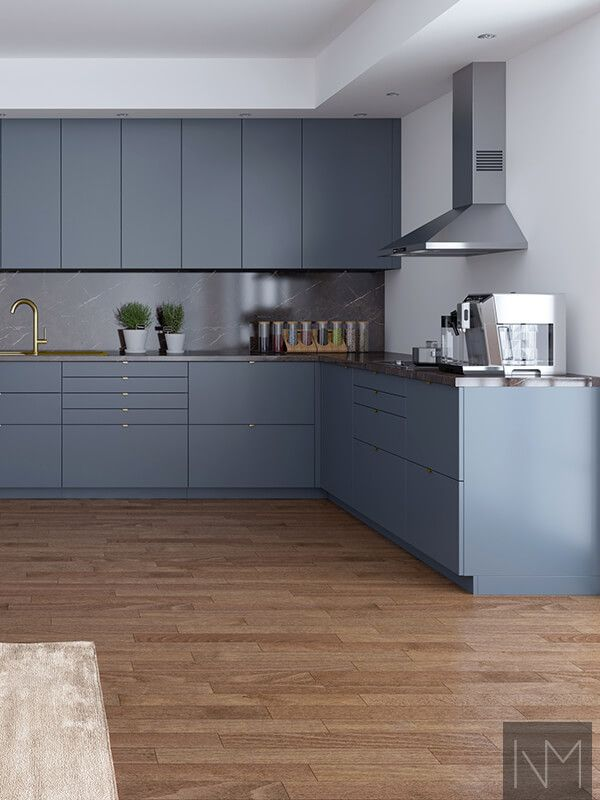 Noremax replacement kitchen doors for faktum IKEA | Kitchen ...