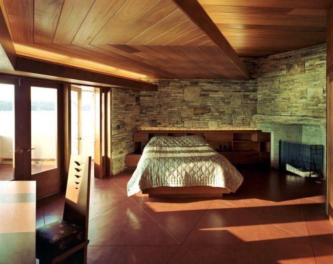 Unique Petra island Frank Lloyd Wright
