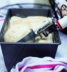 Hjemmelavet vaniljeis - verdens bedste basisopskrift