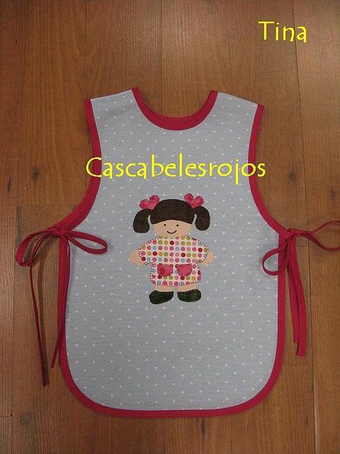 casulla niña by cascabelesrojos, via Flickr