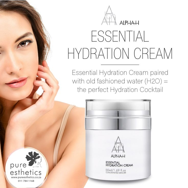 Essential Hydration Cream paired with old fashioned water (H2O) = the perfect Hydration Cocktail For more information or a booking please contact us at +2711 784 1168 #essentialhydration #beautysecrets #Aesthetics #Beauty #instadaily #bestoftheday #love #health #motivation #beautiful #instagood #inspirational #motivational #PureEsthetics #Beauty #Skin #BeautyTips#smile @DrMark