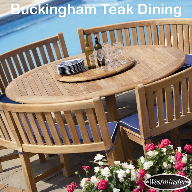 Round Outdoor Table We Have A Great, Wood Round Table Garden Furniture