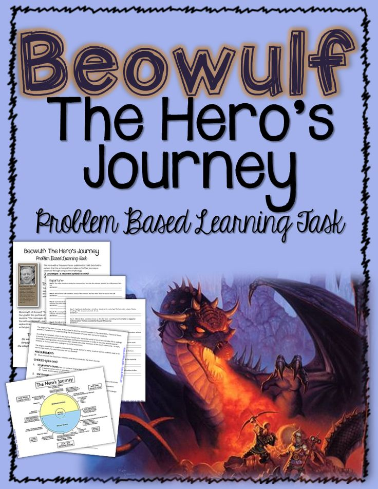 essay on beowulf and grendel