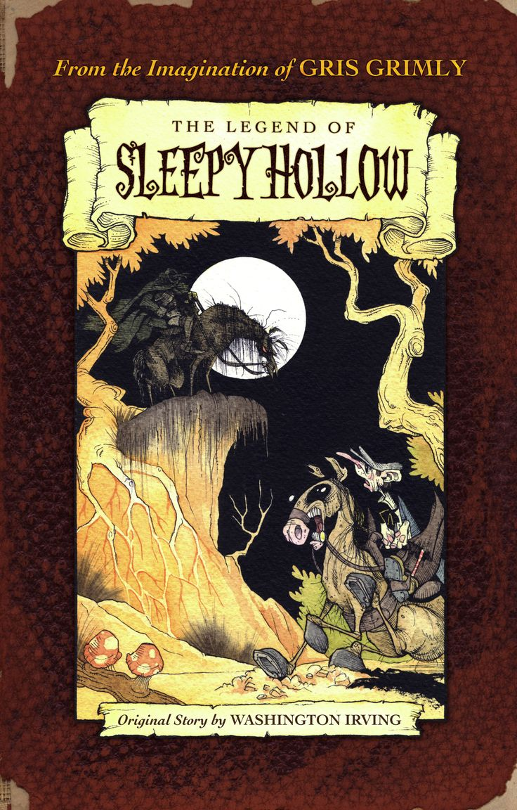 a comparison of the legend of sleepy hollow by washington irving and sleepy hollow by tim burton Comparing tim burton's sleepy hollow with washington irving's the legend of sleepy hollow in examining washington irving's the legend of sleepy hollow alongside tim burton's film adaption of the story, titled sleepy hollow, a number of fascinating similarities and differences emerge.