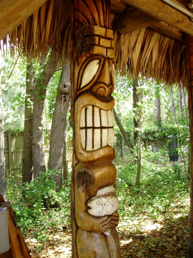 101 Best Images About Tiki Bar On Pinterest Tiki Totem