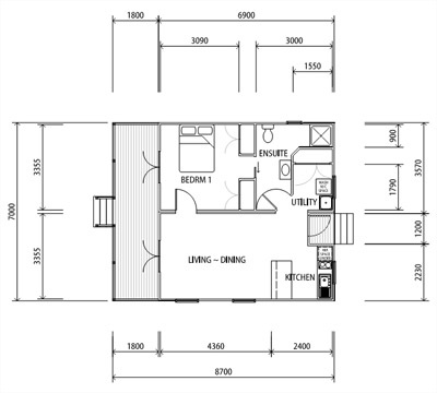 25 Best Small House Plans Images On Pinterest