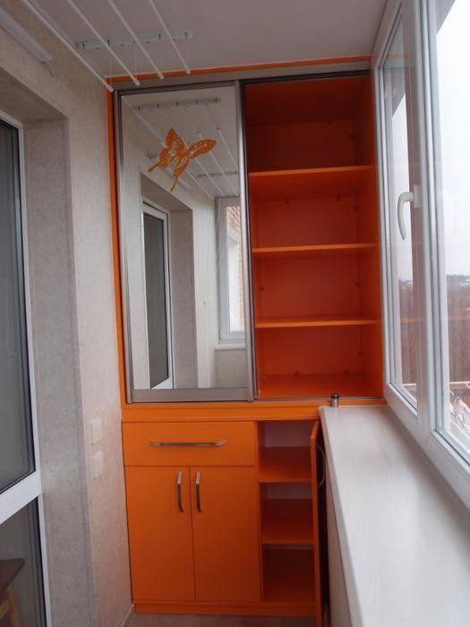 Современную мебель при необходимости можно встроить в небольшие по площади балконы или лоджии, которые имеются в домах типовой застройки. Мебель для балкона/лоджии может ничем особо не отличаться от м...