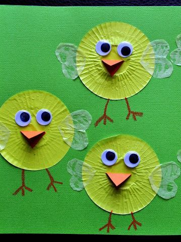 9 cupcake liner crafts - Today's Parent More