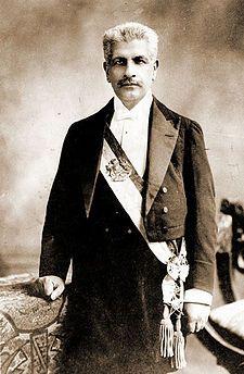 Pedro Montt. Presidente de la República de Chile 18 de septiembre de 1906-16 de agosto de 1910