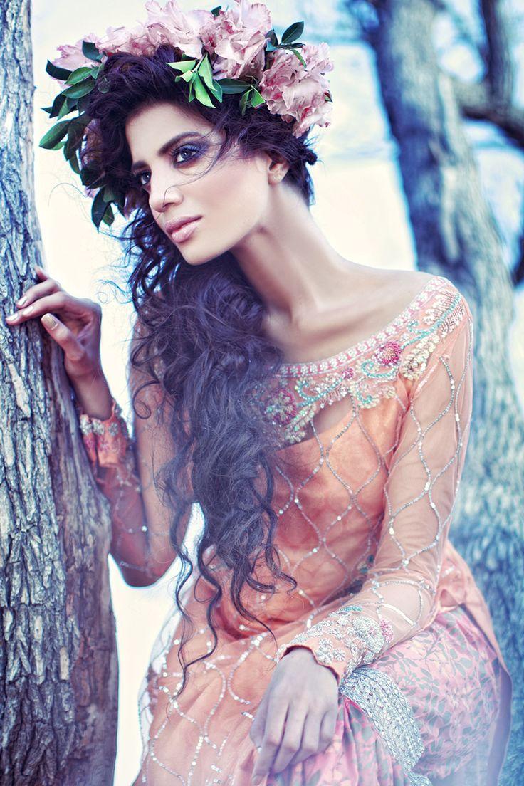 Tena Durrani Fall 2014 Bridal