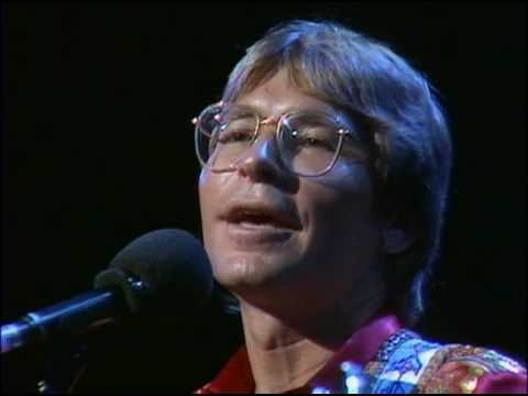 John Denver - Rocky Mountain High (From Around The World Live DVD) Because he
