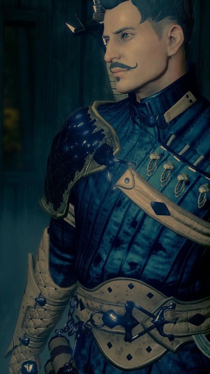 Dorian - Dragon Age: Inquisition