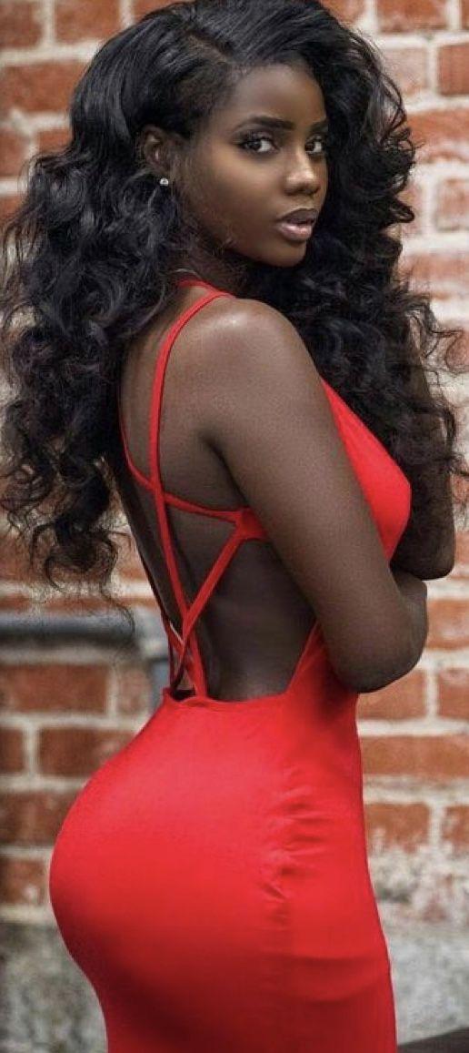 pinterest: baddestbihhhhhh | Beautiful dark skin, Black women