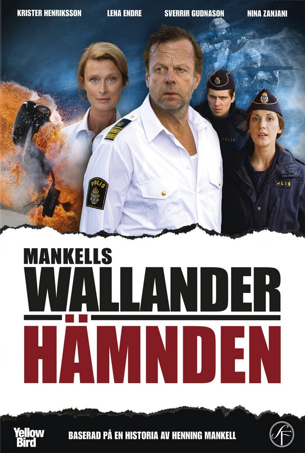 Addicted to Scandinavian TV drama: 'Wallander'