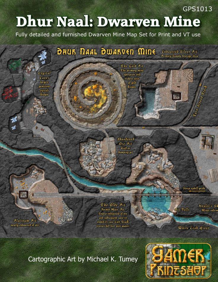 Rpg Dwarven Mines Map Related Keywords & Suggestions - Rpg Dwarven