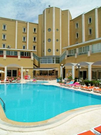 #AnemonHotel situated in centre of Marmaris resort surrounded by local tourist attractions.Enjoy the superb facilities like Wifi,Swimming pool,Sauna,Massage rooms, Health centre. #TurkeyHotels