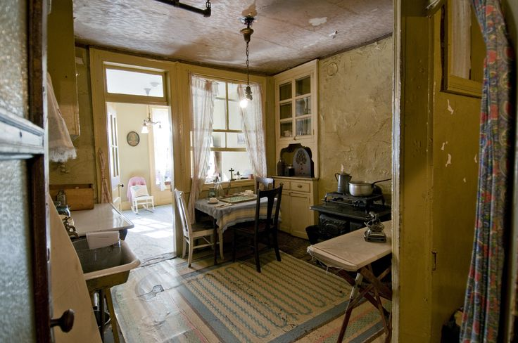 The Recreated Baldizzi Apartment This Apartment Tells The