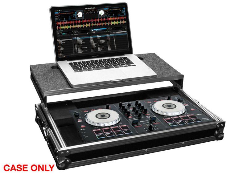 Odyssey Flight Ready Glider Case: Pioneer DDJ-SB | DJ Controller Cases - Store DJ