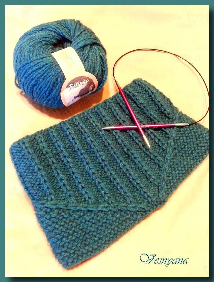 Knitted Joy: Первые выходные дни.