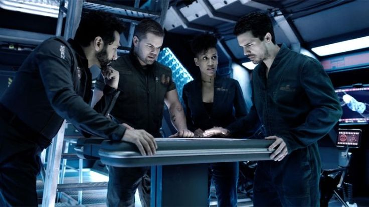 The Expanse, a Show That Started as an Online RPG, Is Getting Its Own Board Game