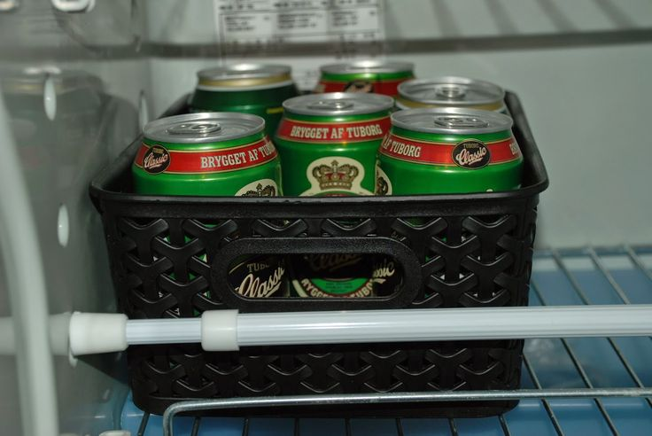 Sanna's RV life-Sannas husbilsliv: #3 Caos in the fridge-Kaos i kylskåpet